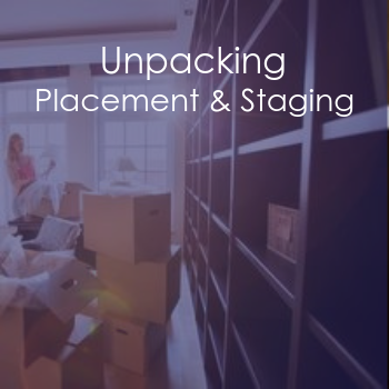 Unpacking and Staging